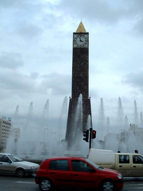 تونس العاصمة والمدينة
