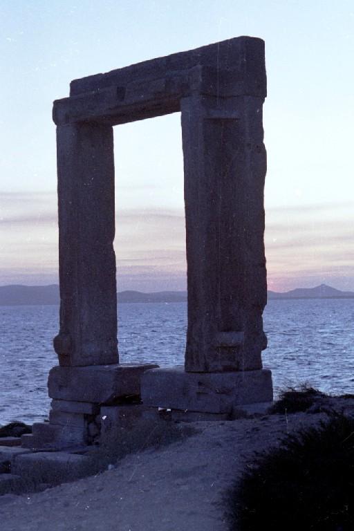 جزيرة ناكسوس - اليونان