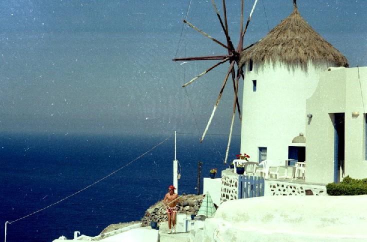 سانتوريني - اليونان
